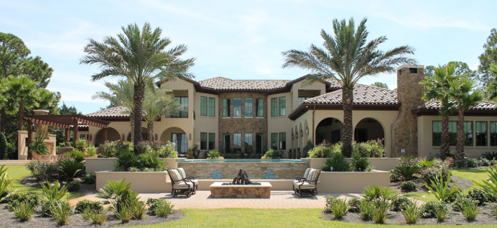 Dkm custom home builders dream homes in northwest florida for Custom dream houses